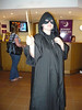 Death Eater Tier scaring guests at our hotel