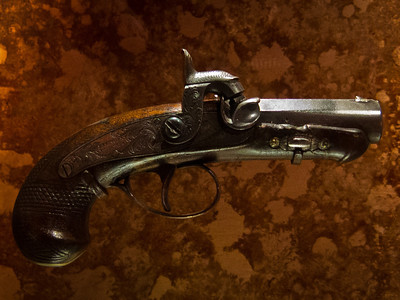 Gun that killed Abraham Lincoln