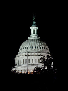 United States Capital Building -