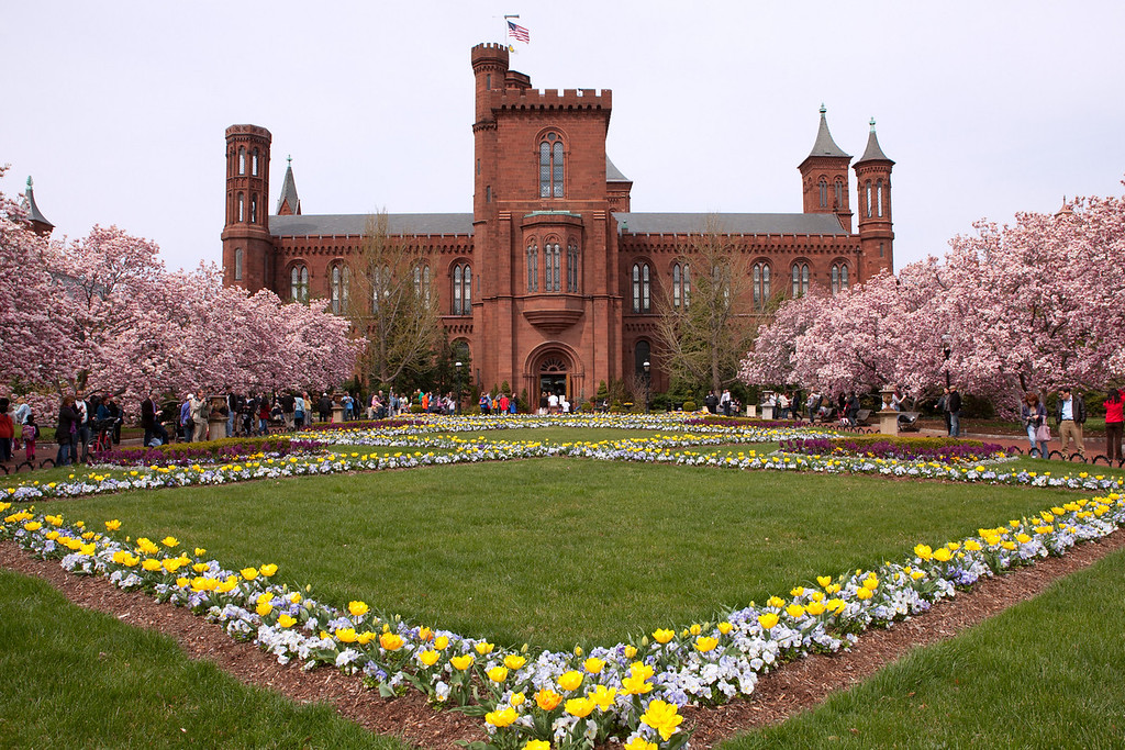 Smithsonian Institution Building, the Castle