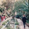 Ben in U.S. Botanical Garden - Washington, DC  3-29-92<br /> Easter Peter Rabbit Exhibit