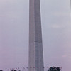 Benjamin & Randal with Washington Monument - Washington, DC - 10/13/85