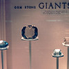 Gem Stones - National Museum of Natural History - Washington, DC  3-29-92