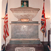 James Smithson's Tomb - Smithsonian Institution - Washington, DC  3-29-92<br /> The tomb was rescued in 1904 from an endangered cemetery in Genoa, Italy.  Smithson was a British chemist and mineralogist. He was the founding donor of the Smithsonian Institution.
