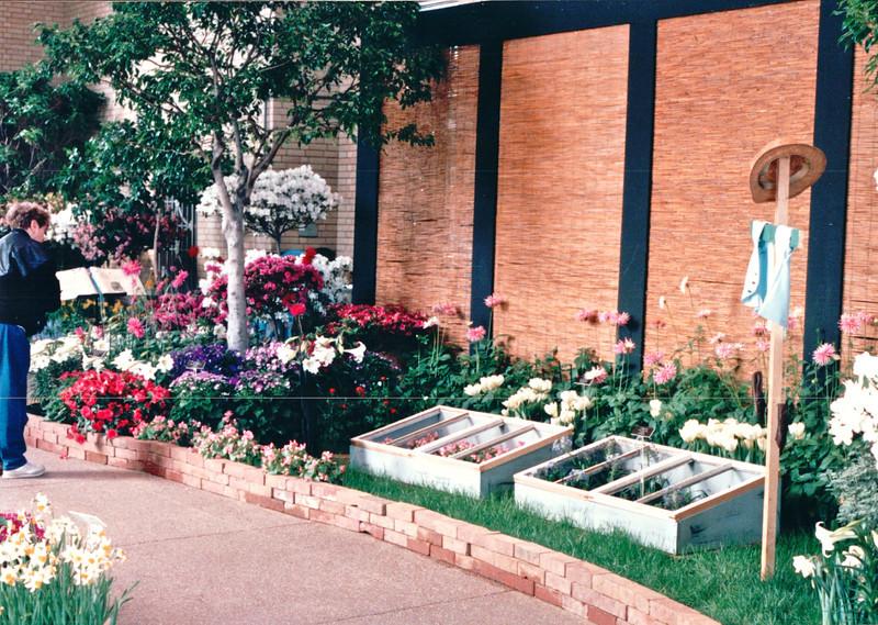 U.S. Botanical Garden - Washington, DC  3-29-92