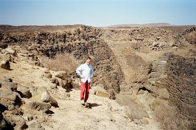 Canyon de Dimbyia