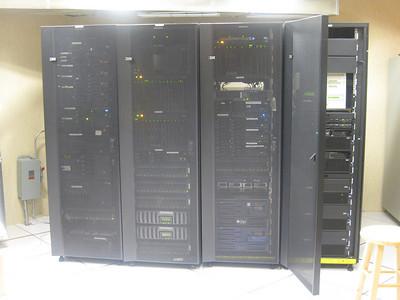 Dodge server racks