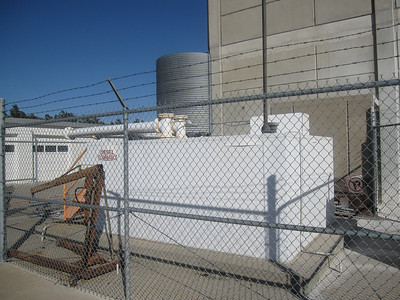 Diesel tank for generator
