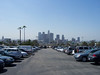 L.A.  We love it!!!  (View from the stadium parking lot)