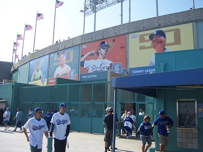 Bye bye, Dodgers.
