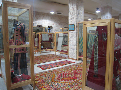 The textile and clothing gallery.
