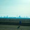 Industrial desert of Qatar