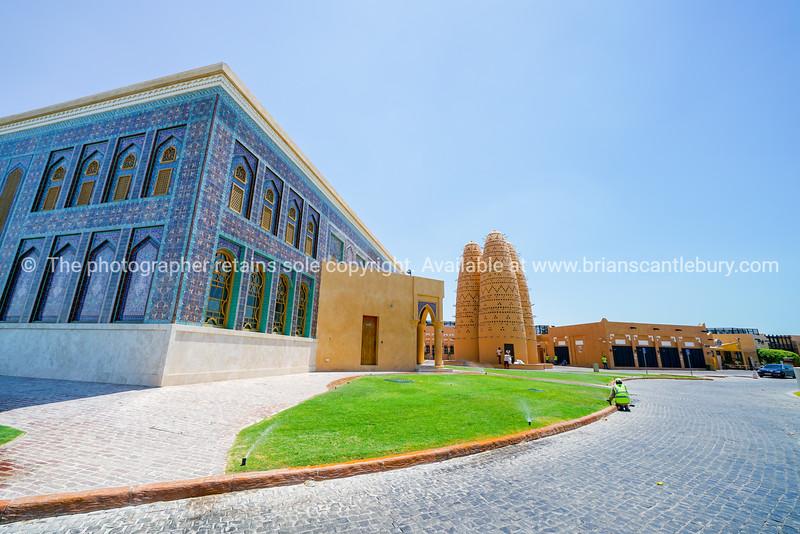 Katara Cultural Village of Doha, Qatar