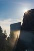 Cinque Torri and the morning sun