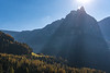 Driving from Alpe di Siusi