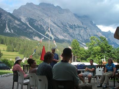 Dolomites Hut Trek 2006