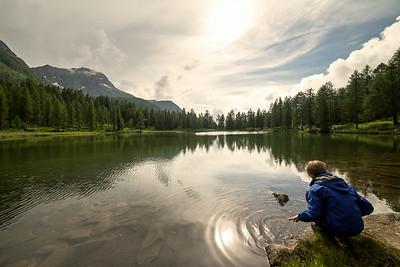 Lake San Pellegrino