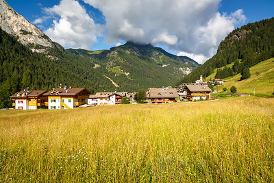 Penia, Dolomites, 2014