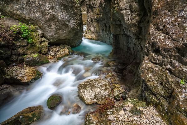 Gorge Serrai di Sottoguda