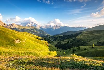 Val di Fassa, Italy