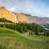 Sella massif, Dolomites, Italy, 2016