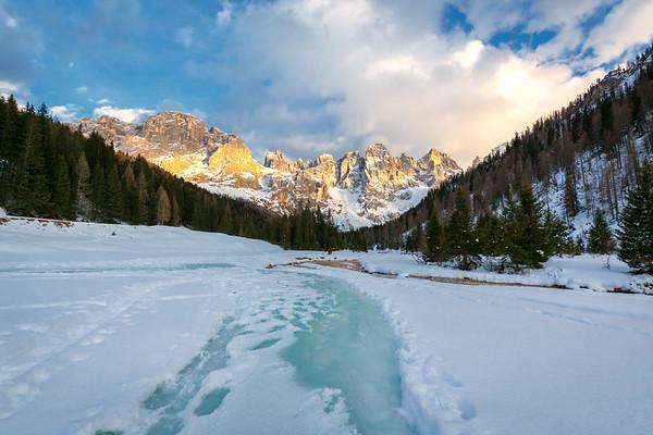 Val Veneggia, Dolomites, Italy, 2017