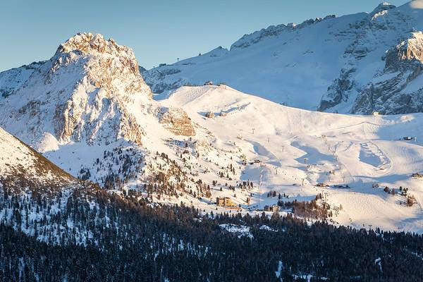 Belvedere, Val di Fassa, Dolomites, Italy, 2012