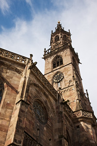 Gothic Heights of Bolzano Cathedral