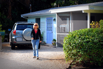 """Our """"home"""" for the next few days would be """"Maureen's cottage,"""" graciously offered to us by one of our fellow travelers we met during our 2006 trip to Peru."""