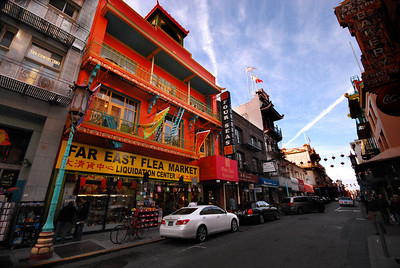 San Francisco's Chinatown is the oldest Chinatown in North America and one of the largest Chinese communities outside Asia. Established in the 1840s, it is a center of Chinese culture and activity in North America.