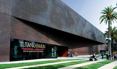 During our three days in the city, we had the opportunity to visit the traveling Tutankhamun exhibit at the De Young Museum (not quite as impressive as the displays in Cairo).