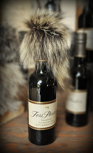 """For someone who grew up with a coonskin cap on the top of my head, the unique bottle topper was a """"must buy."""""""