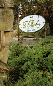 The Fess Parker Winery was built by the 1950s star of the hit TV series Daniel Boone and Davy Crockett.