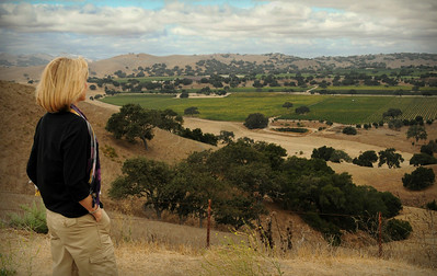 The next day we began our exploration of the Santa Ynez valley wine country.