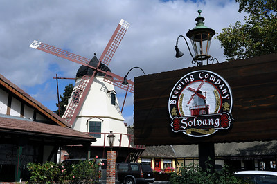 We spent some time exploring Solvang, a town with a distinctly Danish look, having been founded by immigrants from Denmark in 1911.
