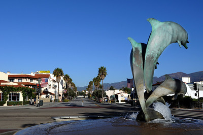 """After three days in the Santa Ynez Valley, we returned to the coast to what is often called """"The American Riviera"""" centered around the town of Santa Barbara."""