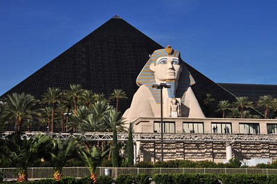 ...or the pyramids of ancient Egypt...