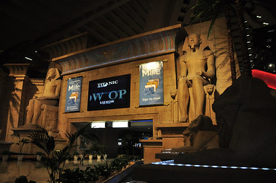 ...or enter the tombs of the Pharoahs....
