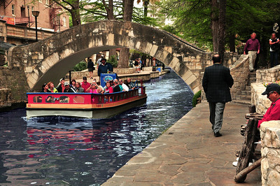 River Walk has become San Antonio's premier attraction – surpassing even the Alamo.