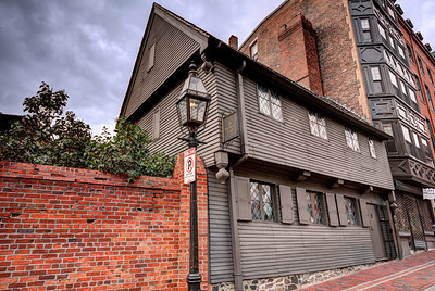 Paul Revere owned this home from 1770 to 1800. After he sold it, it became a tenement and at various times, the site of a candy store and a cigar factory. In 1902, Paul Revere's great-grandson, John P. Reynolds Jr., purchased the building to ensure that it would not be demolished. Today it is one of the earliest historic house museums in the U.S.
