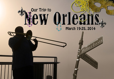 In the final throes of one of the Mid-Atlantic's coldest and snowiest winters, we decided a quick trip to New Orleans would be the best remedy for the cold-weather blues.