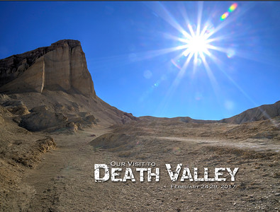 "Our ""Death Valley Days"""