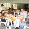 More of the lunch: Carmen, Dylan, Doug, Marcel, Abuela Carmen<br /> <br /> Mas de el almuerzo: Carmen, Dylan, Douglas, Christopher, Marcel. Abuela