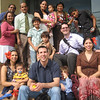 Familia Sammy y Familia Martinez
