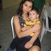 la mama y el bebe - Carmen y Brennan