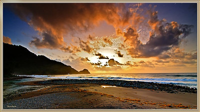 A Glorious Sunrise in Dominica