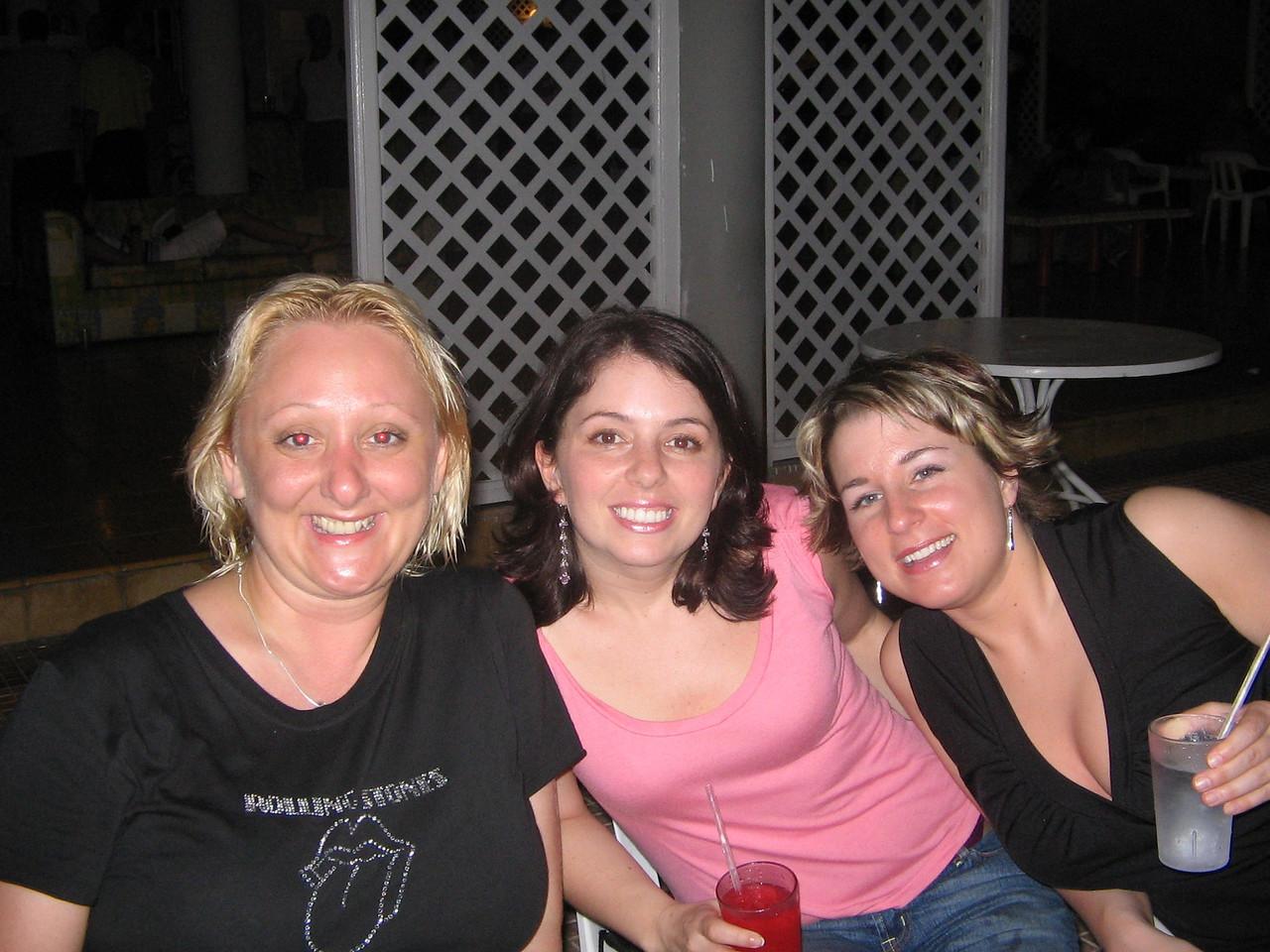 Dragana, Leanne and I