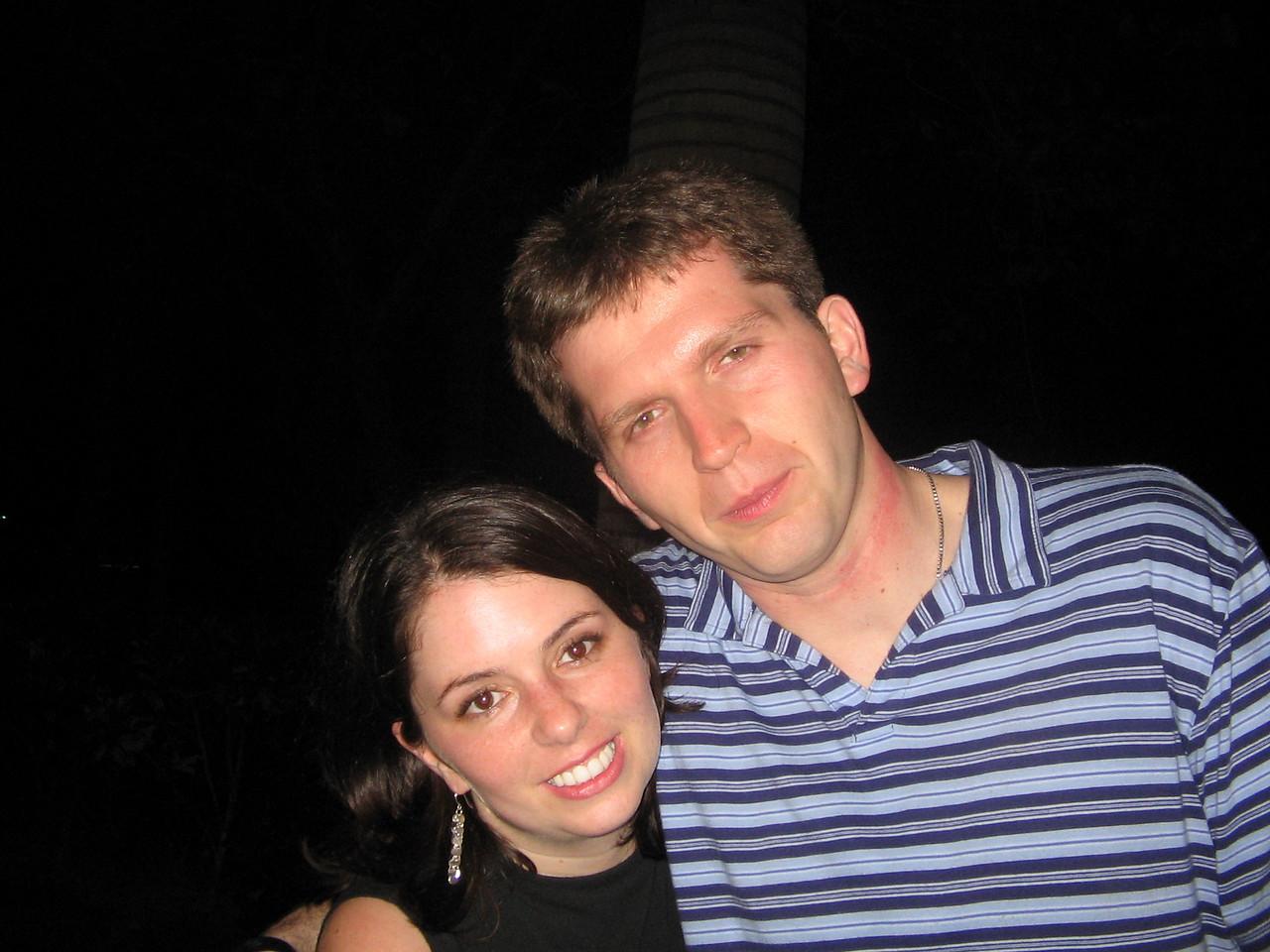 Piotr and I