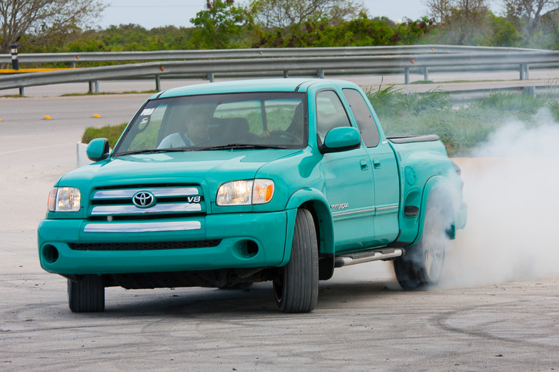 Drifting in Punta Cana
