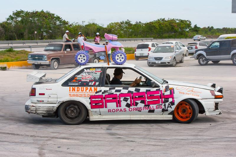 Drifting in Punta Cana